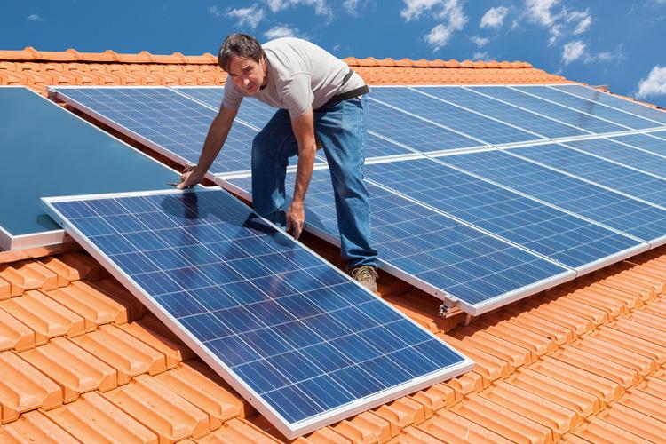 ¿Paneles Solares?